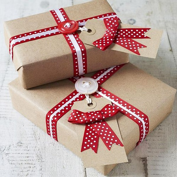 Оригинальные идеи с подарками 108