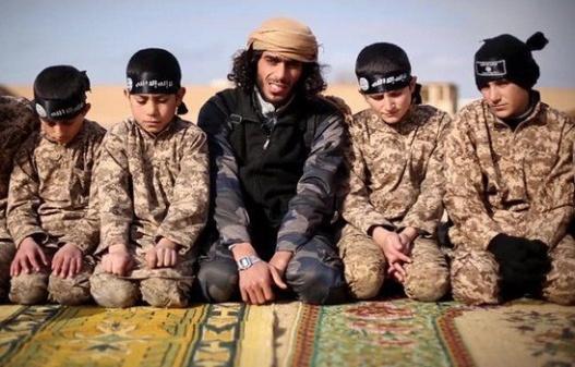 Как в ИГИЛ вербуют наших детей?
