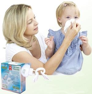 Весна и детская простуда
