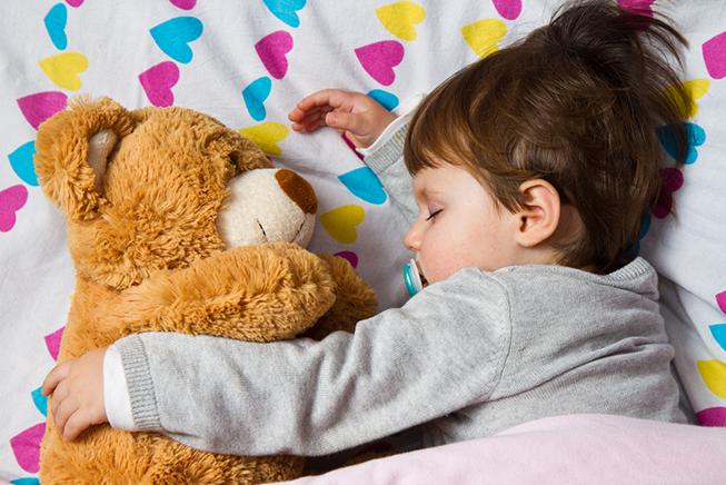 Уложить ребенка спать: 7 основных способов