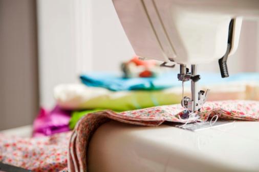Как шить за швейной машиной