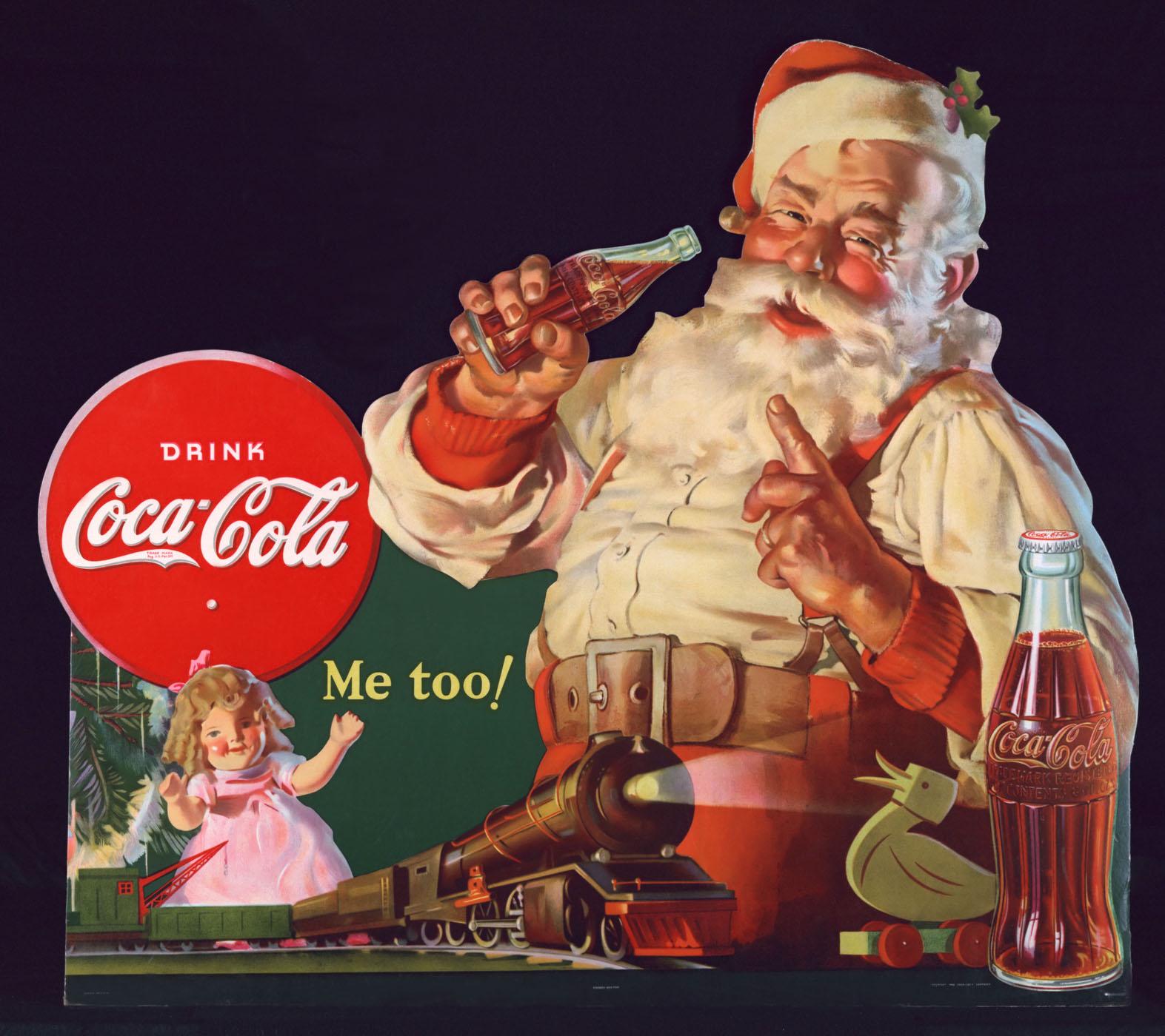 Дед Мороз и Санта Клаус коллеги?