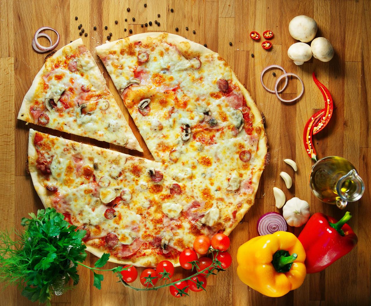 cozanostra Немного о разновидностях пиццы