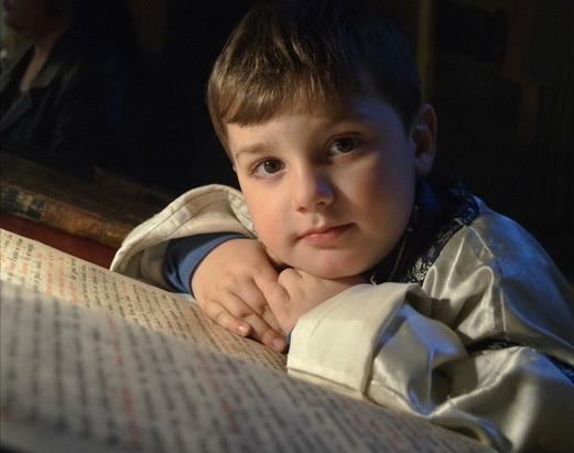 Молитвы при обучении детей