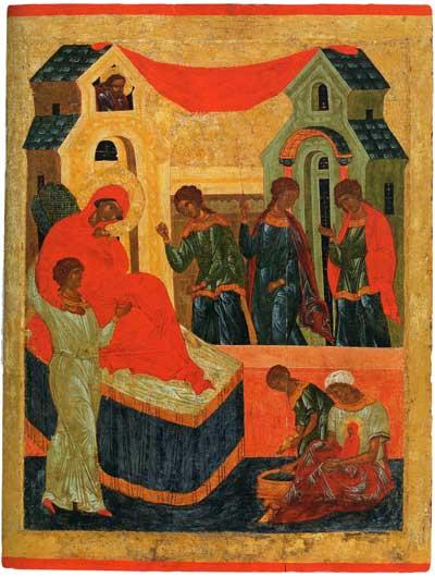 21 сентября Рождество Пресвятой Владычицы нашей Богородицы и Приснодевы Марии
