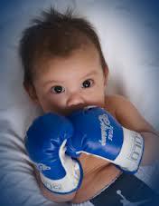 Что делать, если полуторагодовалый ребёнок начал драться?