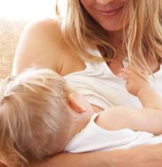 Грудное вскармливание после операции на молочной железе.