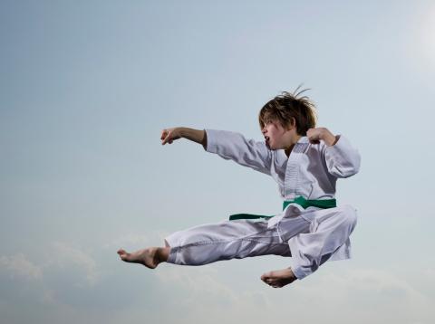 Спортивные советы для неспортивных детей.