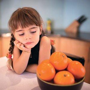 Здоровье ребенка: пищевая аллергия у детей