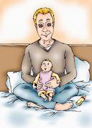 Подари ребенку свое время.