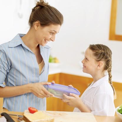 О том как важно благодарить ребенка