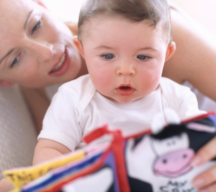 Развитие понимания речи у ребенка