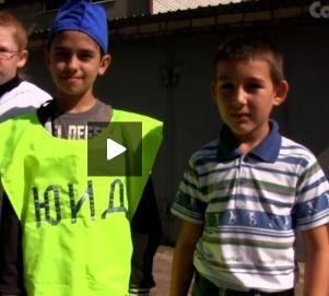 Безопасность ребенка на дороге: в Саратове в патруль вышли дети.