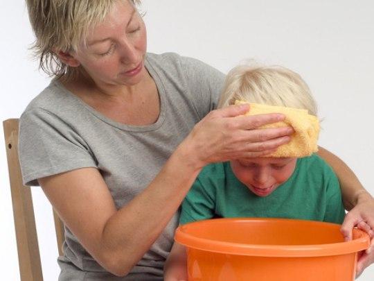 Рвота у ребенка. Почему появляется и что делать? Симптомы и лечение рвоты в домашних условиях